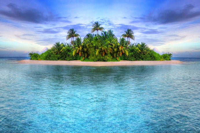 romantic-secluded-island-honeymoon