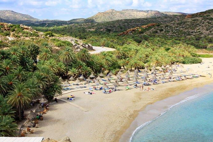 vai-beach-crete-honeymoon