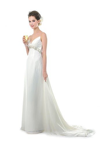 wedding-dress-empire